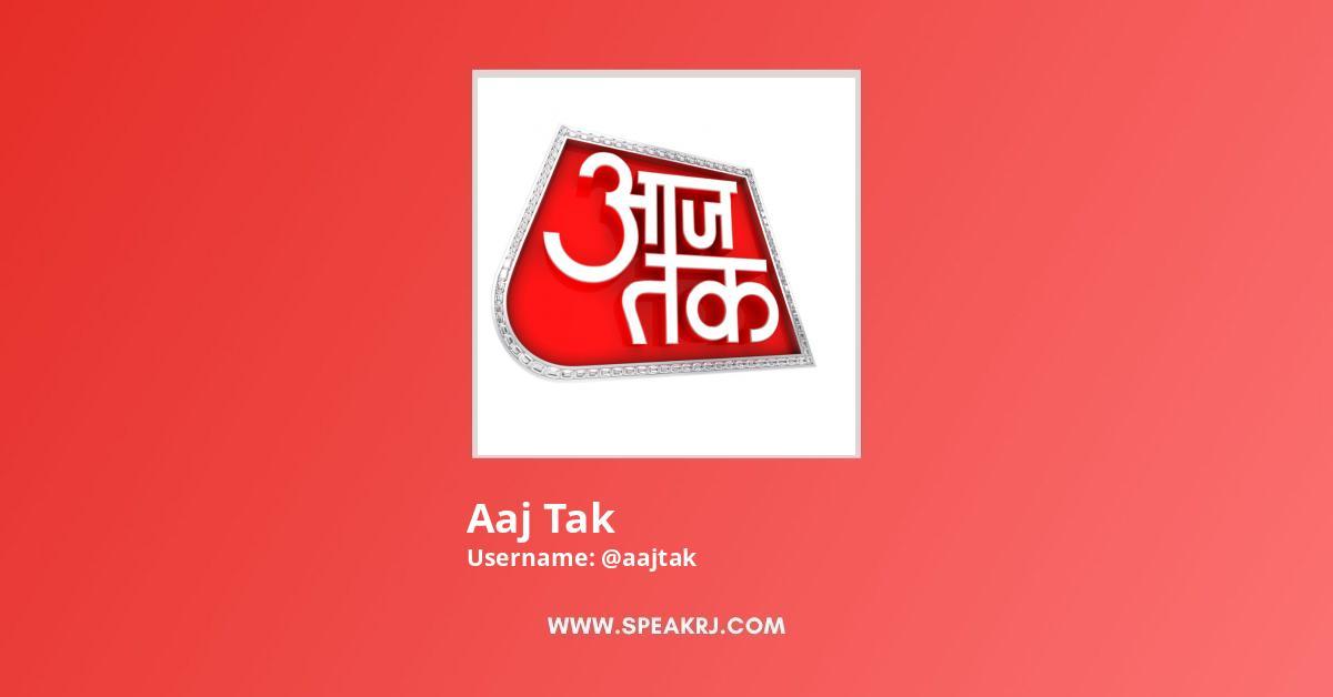 Aaj Tak Youtube Subscribers Growth