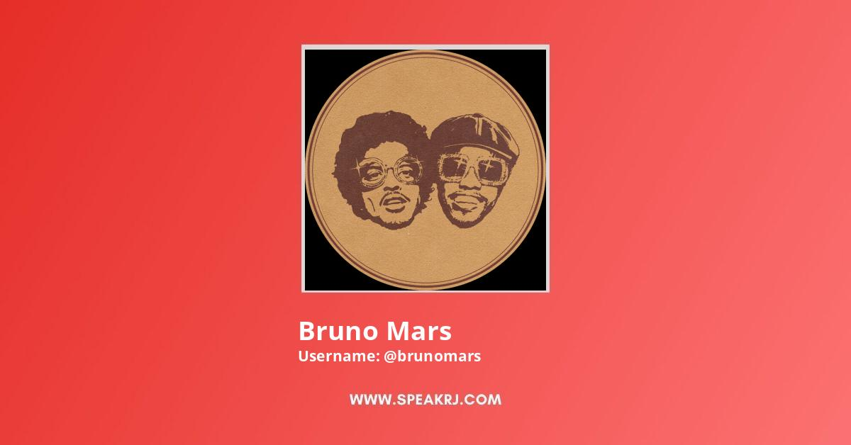 Bruno Mars Youtube Subscribers Growth