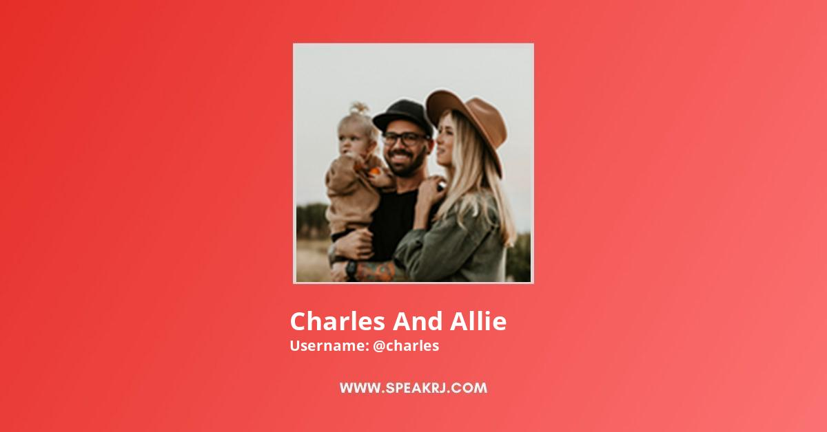 Charles And Allie YouTube Channel Stats