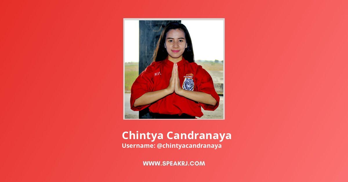 Chintya Candranaya YouTube Channel Stats