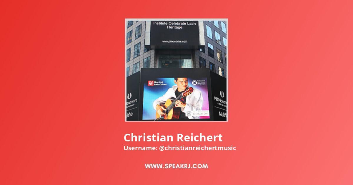 Christian Reichert YouTube Channel Stats