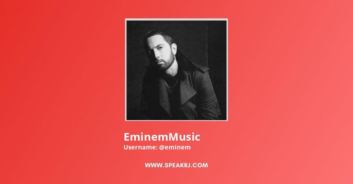 EminemMusic Youtube Subscribers Growth
