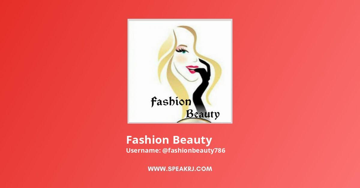 Fashion Beauty YouTube Channel Stats