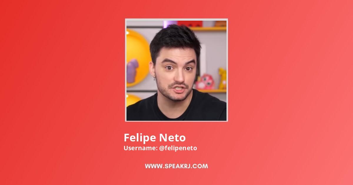 Felipe Neto Youtube Subscribers Growth