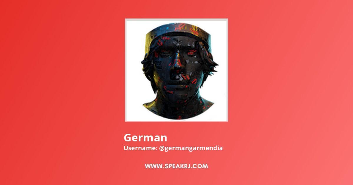 German Garmendia YouTube Channel Stats