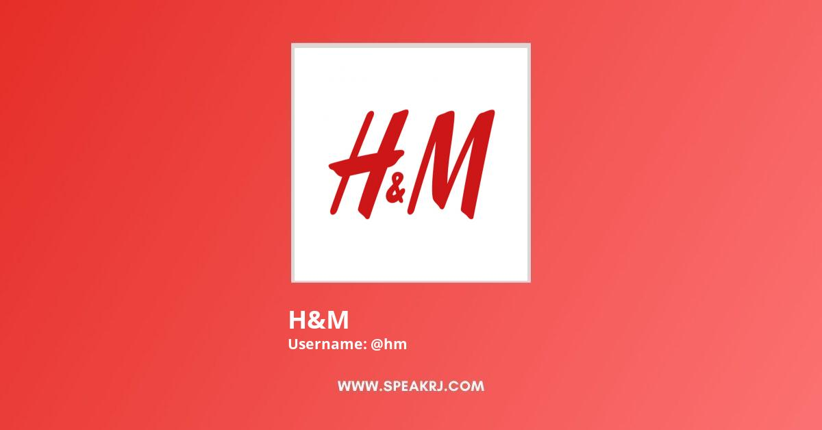 H&M Youtube Subscribers Growth