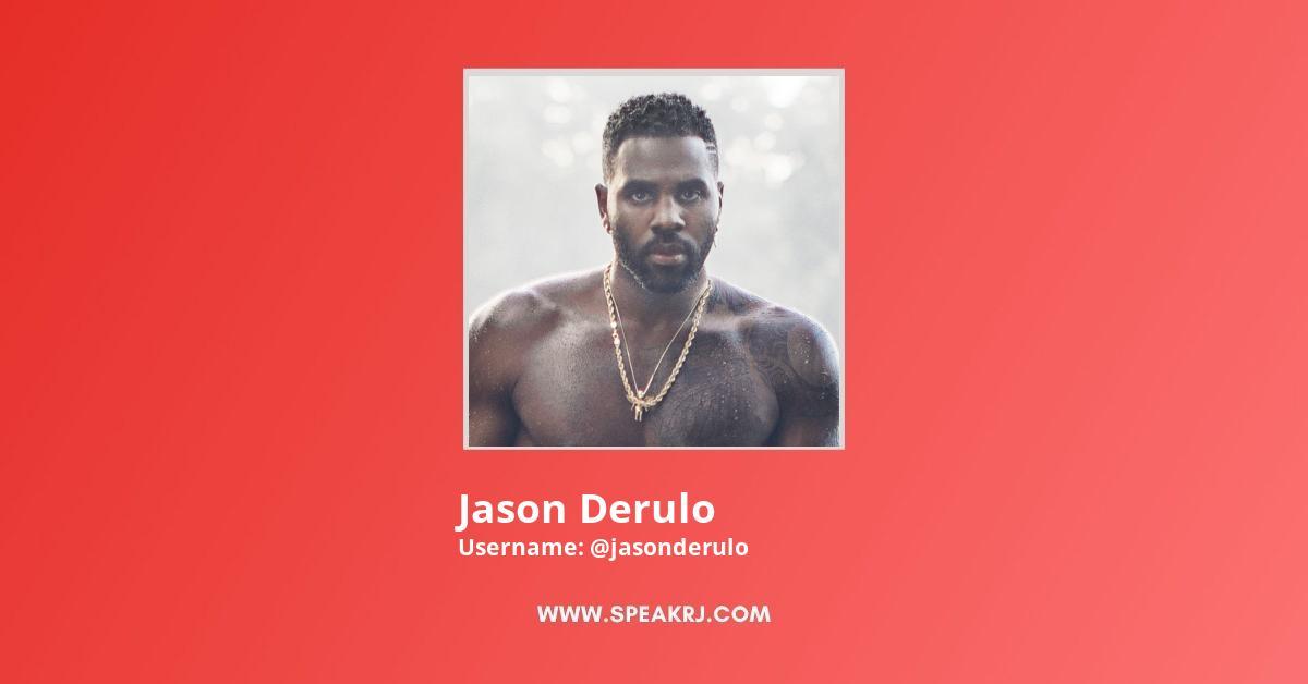 Jason Derulo Youtube Subscribers Growth