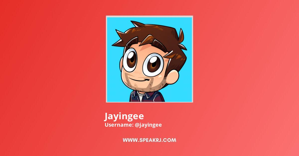 Jayingee YouTube Channel Stats