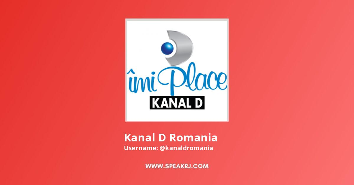 Kanal D Romania YouTube Channel Stats
