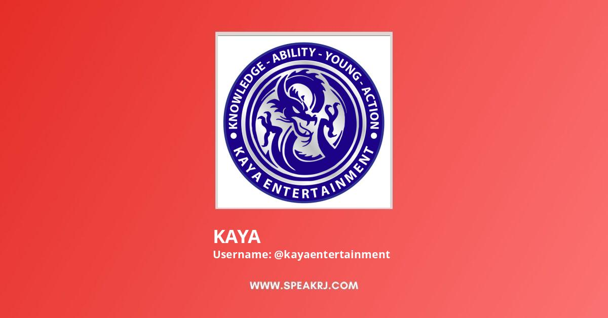 KAYA YouTube Channel Stats