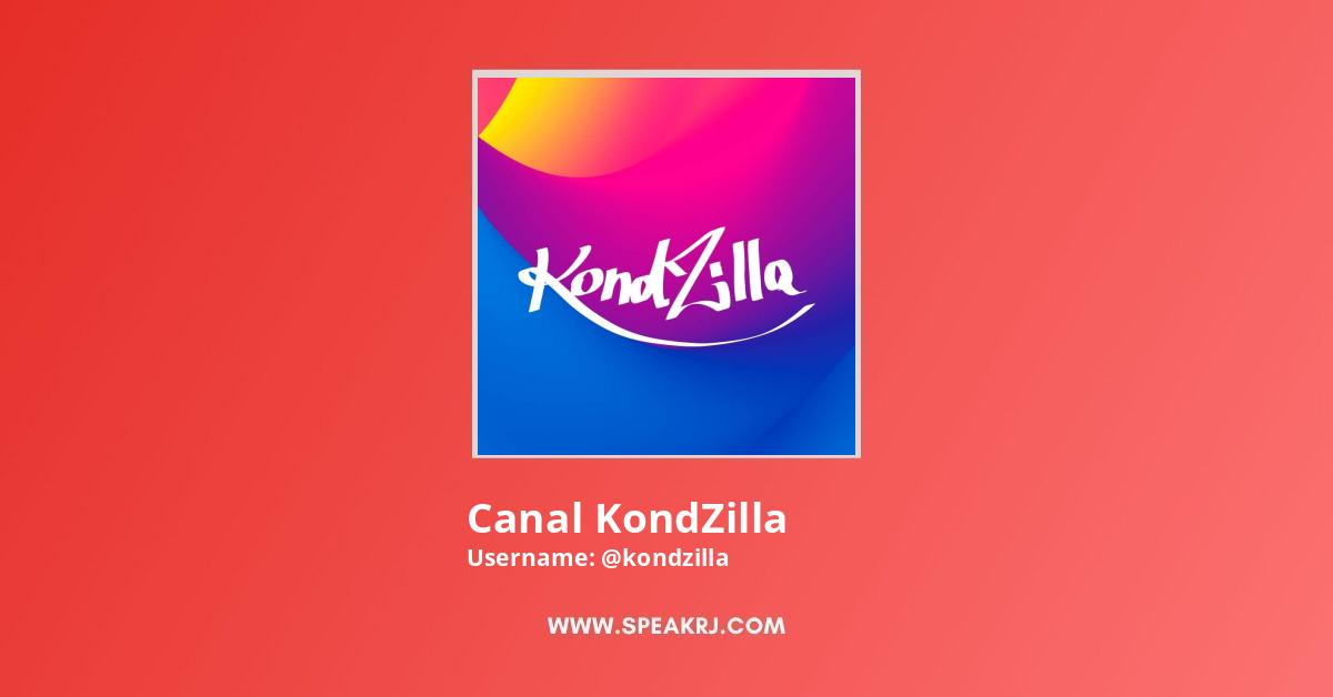Canal KondZilla Youtube Subscribers Growth