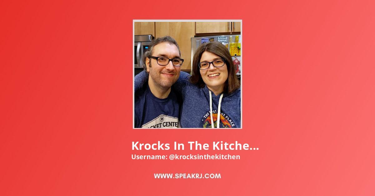 Krocks In The Kitchen Youtube Channel Subscribers Statistics Speakrj Stats