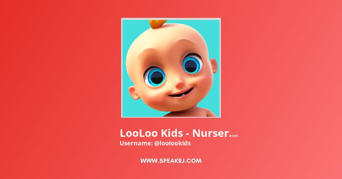 LooLoo Kids - Nursery Rhymes And Children's Songs Youtube Subscribers Growth