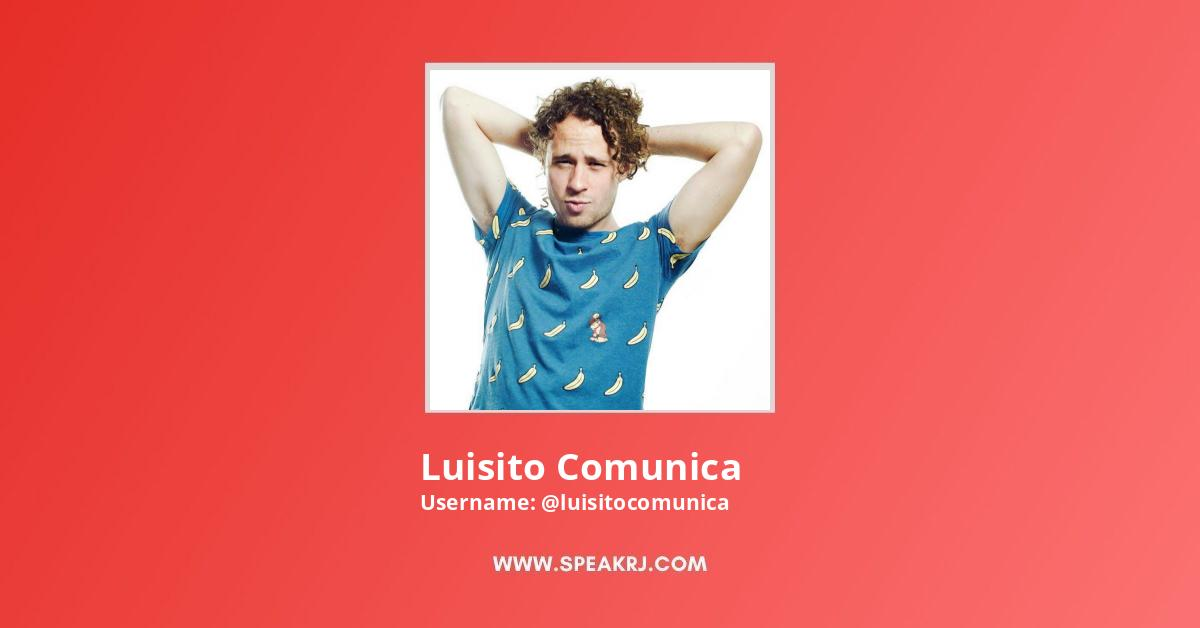 Luisito Comunica Youtube Subscribers Growth