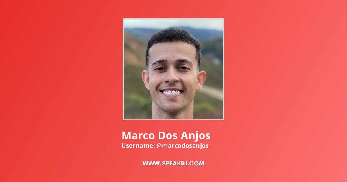 Marco Dos Anjos YouTube Channel Stats