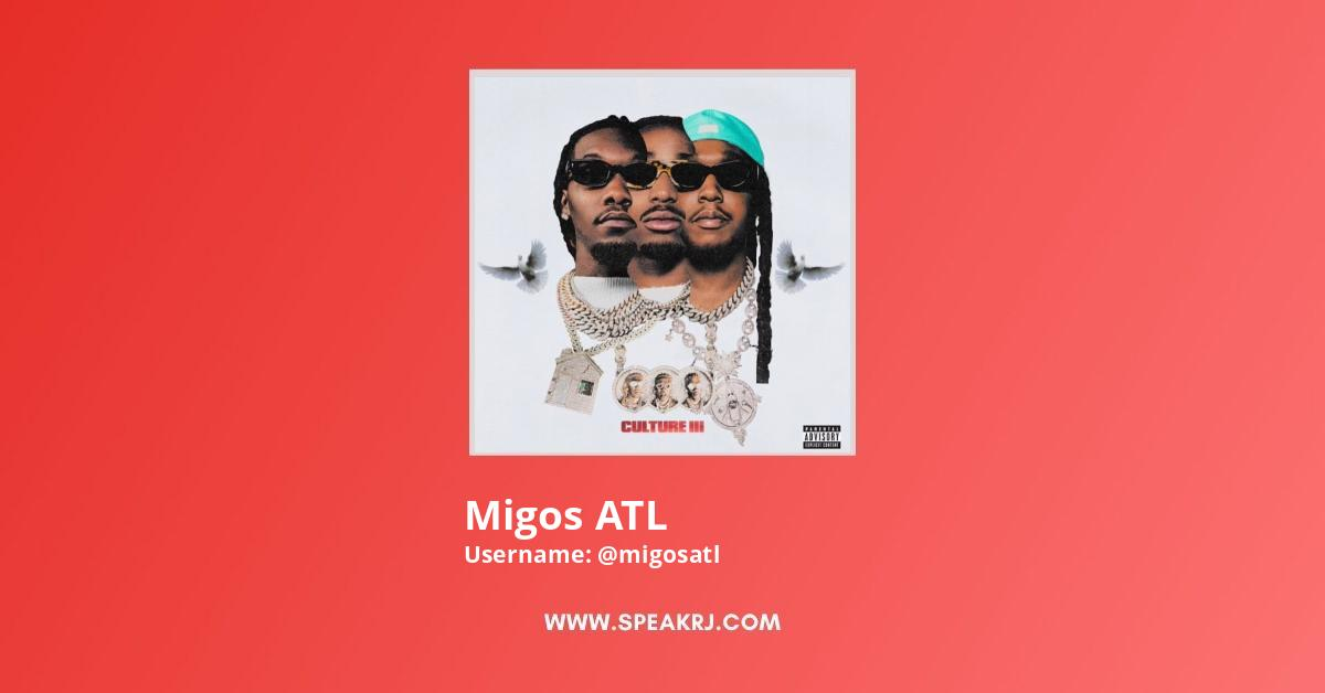 Migos Atl Youtube Channel Statistics Real Subscribers Videos Channel Views