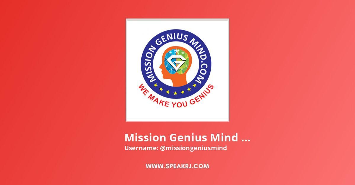 Mission Genius Mind Consultant Pvt Ltd Delhi YouTube Channel Stats
