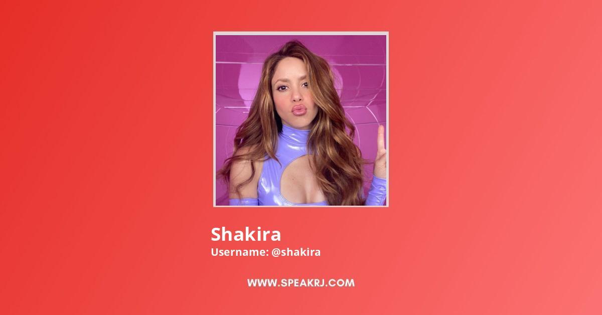 Shakira Youtube Subscribers Growth