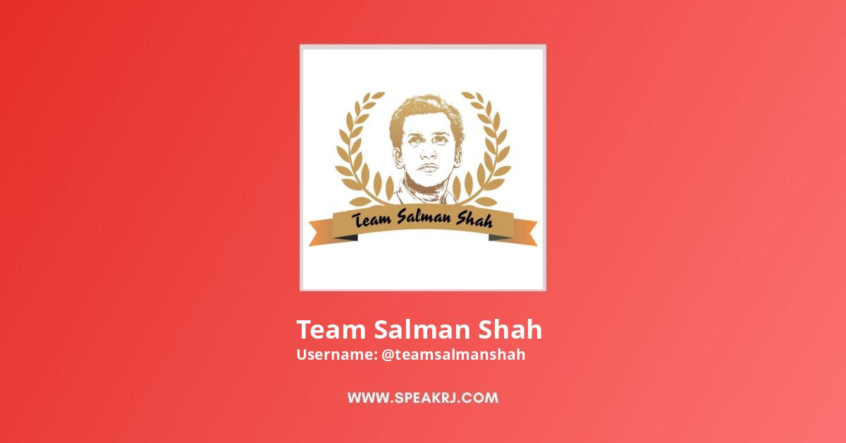 Team Salman Shah Youtube Subscribers Growth