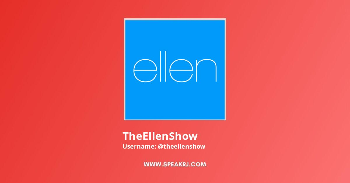 TheEllenShow Youtube Subscribers Growth