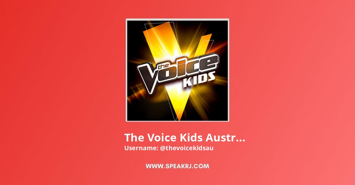 The Voice Kids Australia YouTube Channel Stats
