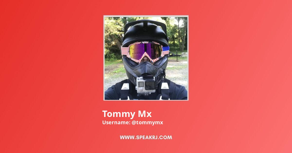 Tommy Mx YouTube Channel Stats