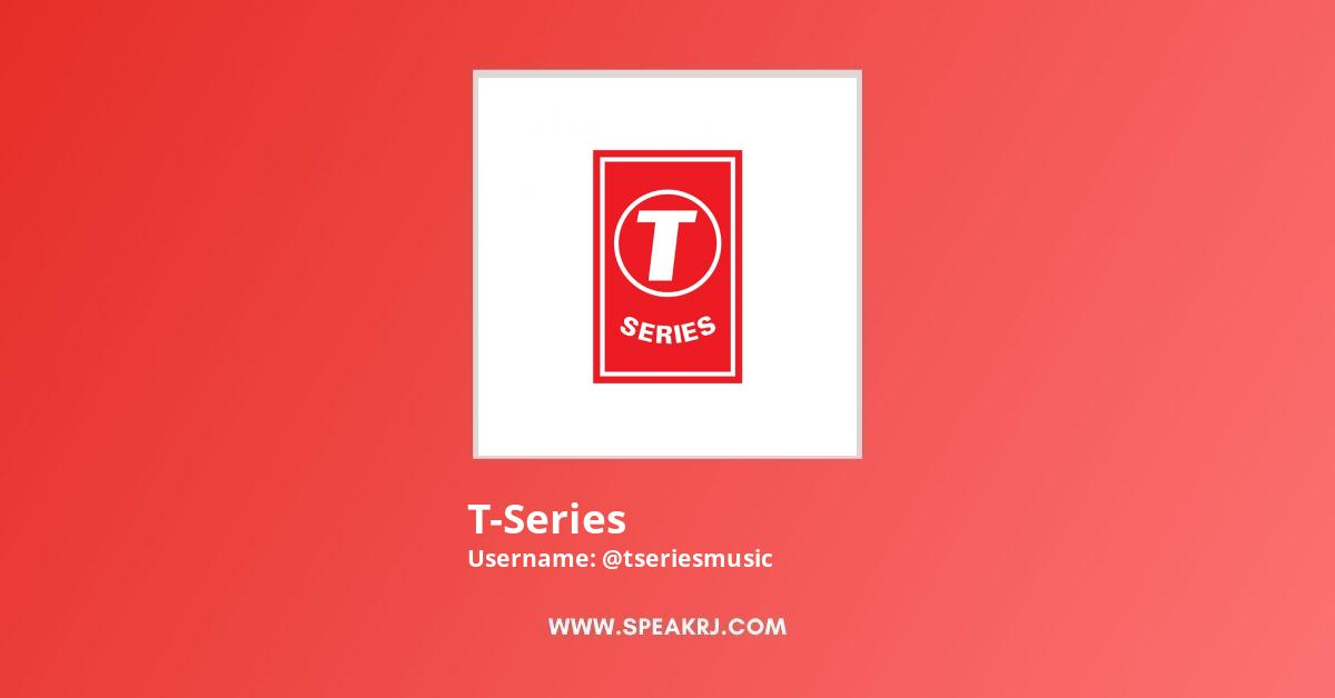 T-Series Youtube Subscribers Growth