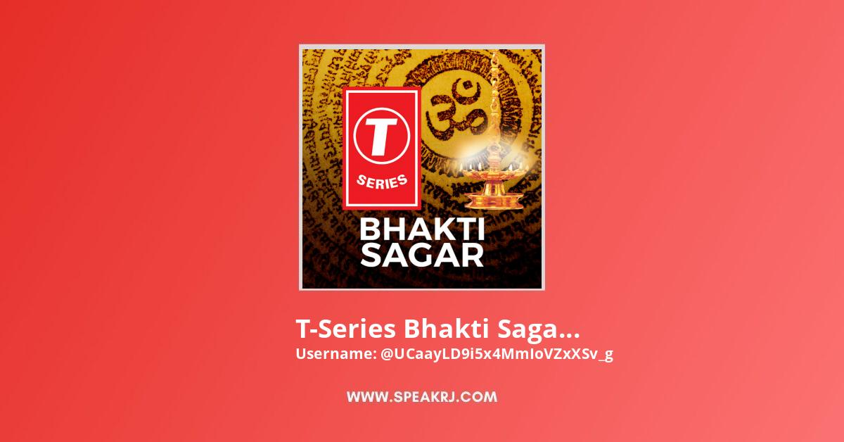T-Series Bhakti Sagar Youtube Subscribers Growth