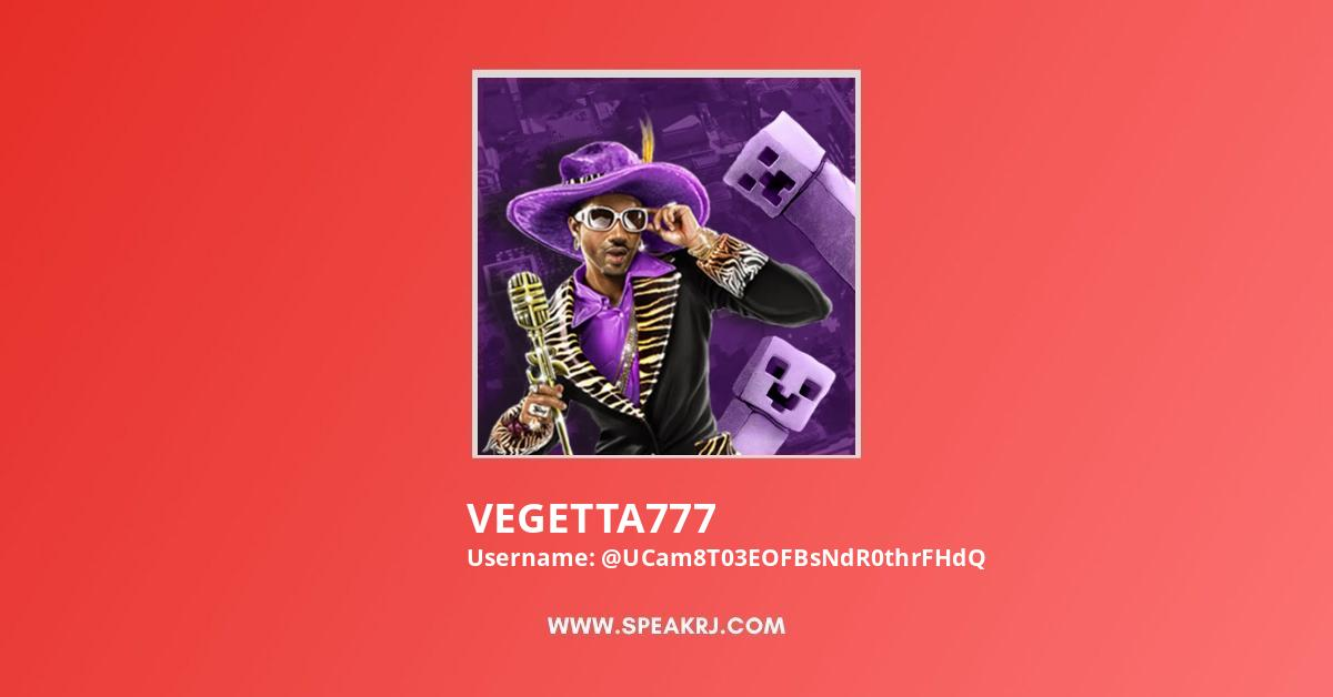 VEGETTA777 Youtube Subscribers Growth