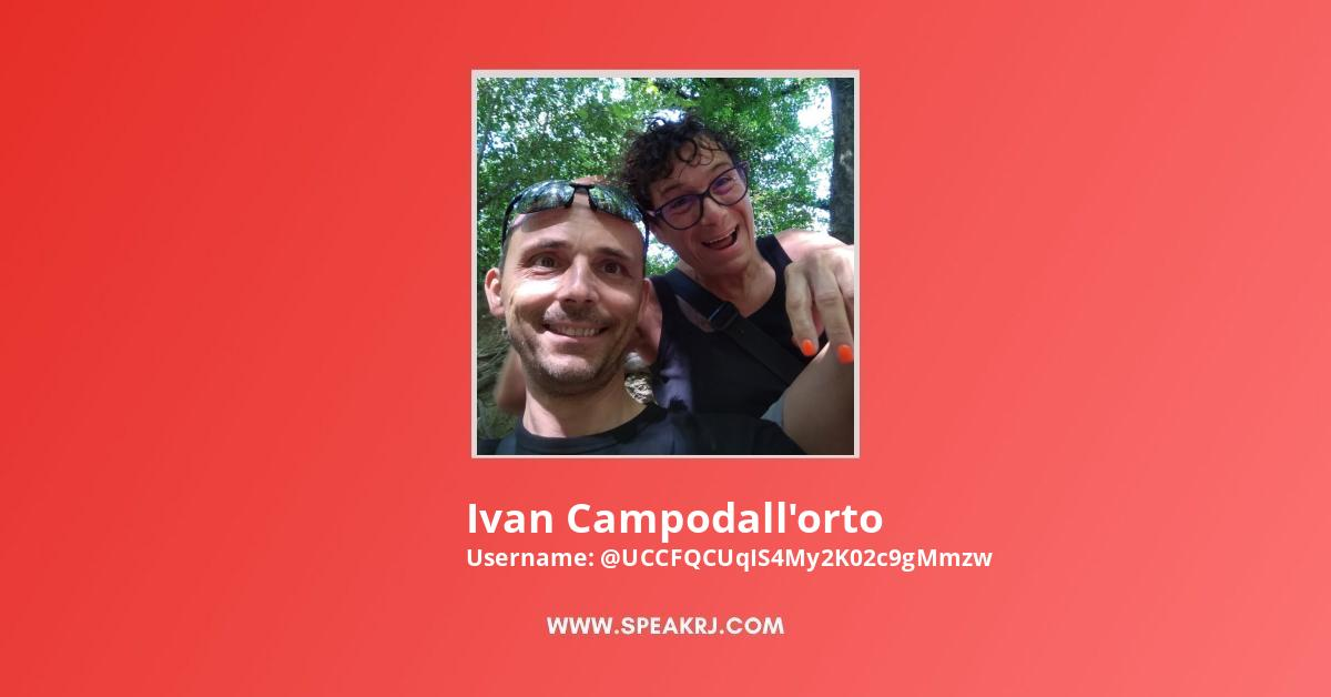 Ivan Campodall'orto Youtube Subscribers Growth