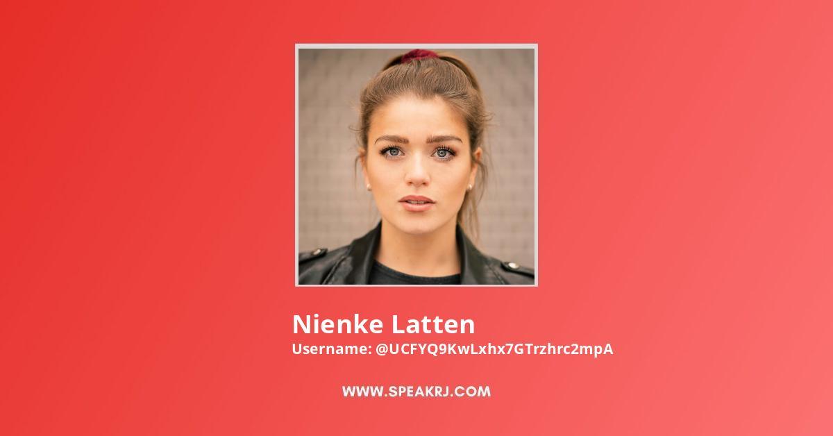 Nienke Latten YouTube Channel Stats