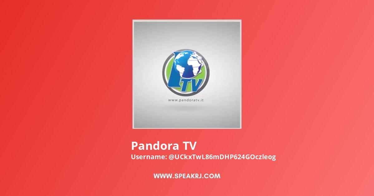 Pandora TV YouTube Stats: Channel Analytics, Real Subscribers ...