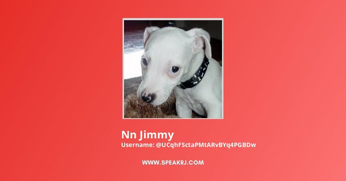 Nn Jimmy YouTube Channel Stats