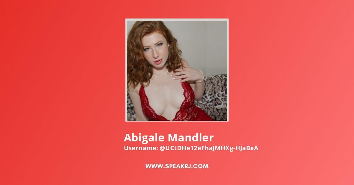 Mandler abigail Abigale Mandler