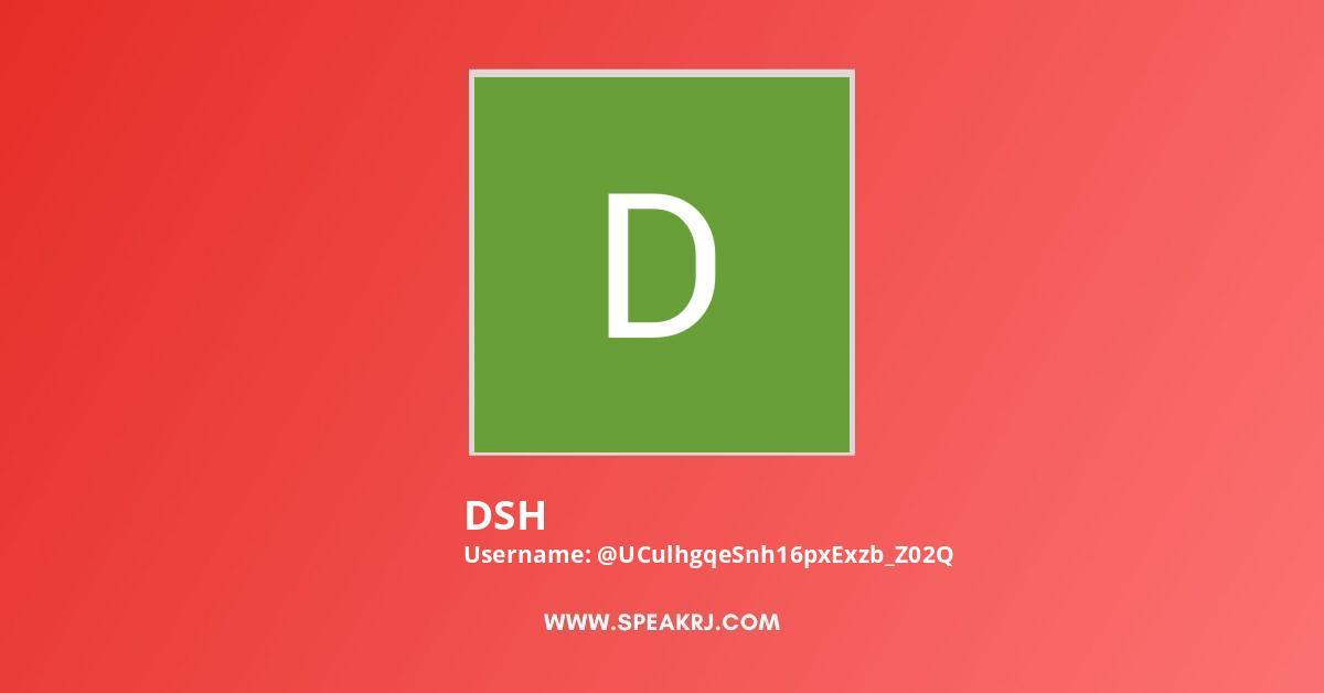 DSH Youtube Subscribers Growth