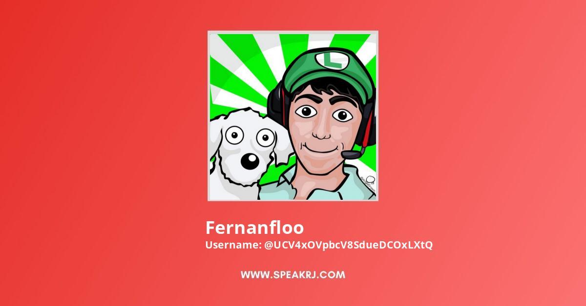Fernanfloo Youtube Subscribers Growth