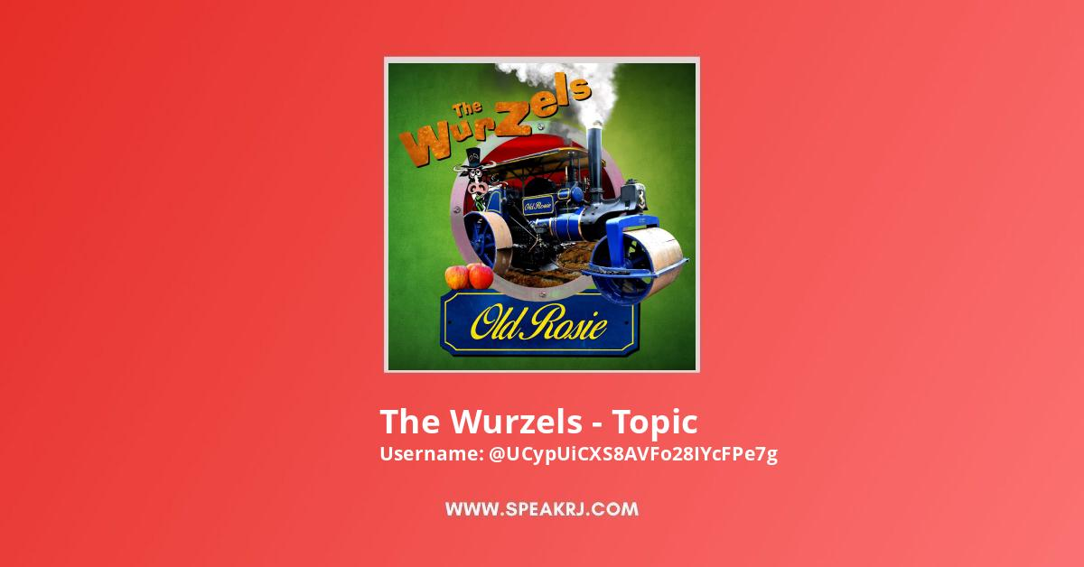 The Wurzels - Topic YouTube Channel Stats
