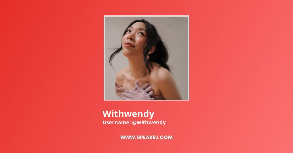 Withwendy YouTube Channel Stats